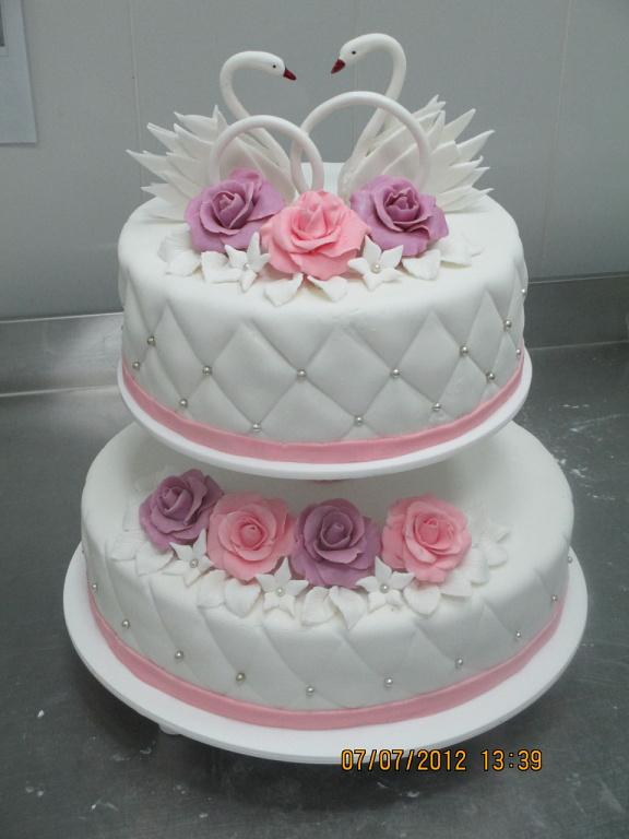 Свадебные торты фото омска